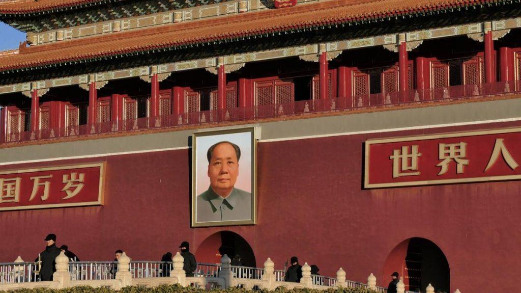 Mao Zedong jest przykładem Ognia Yin