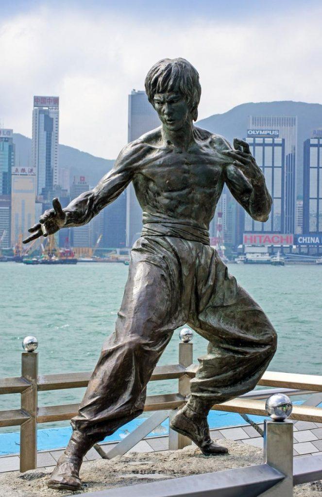 Bruce Lee jest jednym z przykładów tego, jakimi są ludzie Drzewa Yang