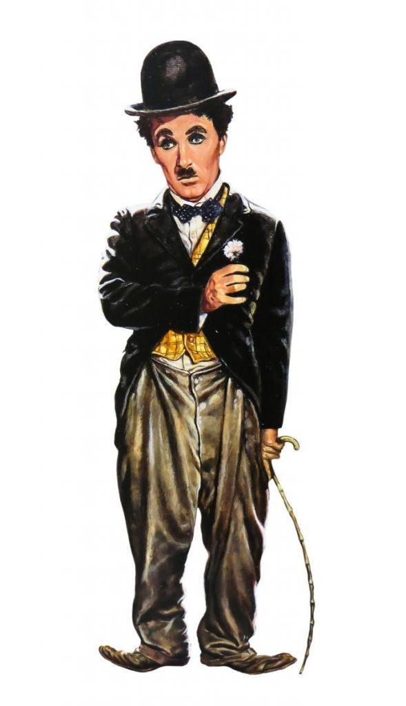 Charlie Chaplin. Woda Yang. Osobowość. Astrologia chińska