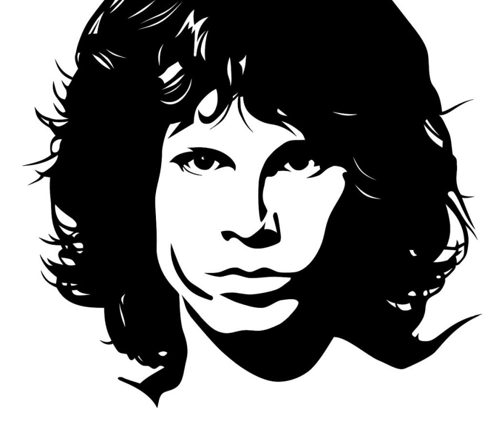 Jim Morrison, Metal Yang