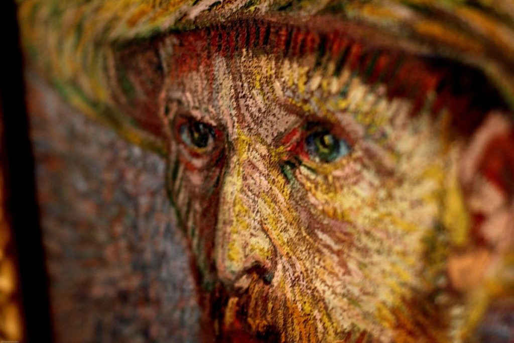 Vincent Van Gogh urodzony 30 marca 1853 jest Ogniem Jang