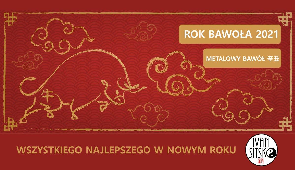 🐮 Rok Bawoła 2021. Horoskop chiński na rok Metalowego Bawoła 辛丑 – prognoza